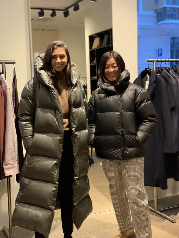 4f5c146a Boblejakker, og særlig de lange tar av helt neste høst/vinter. Vi forelsket  oss i disse to jakkene hos Filippa K!